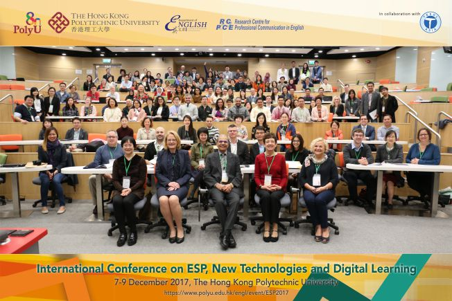 International Conference on ESP, New Technologies and Digital Learning